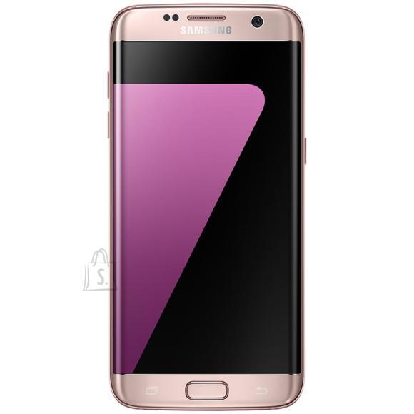 Samsung nutitelefon Galaxy S7 edge, roosa