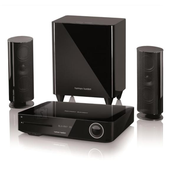 kodukinosüsteem 2.1 BDS-485S, Harman/Kardon / Blu-ray, Bluetooth