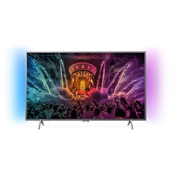 "Philips 49"" Ultra HD LED LCD-teler"