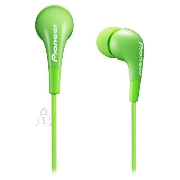 Pioneer kõrvaklapid SE-CL502, rohelised