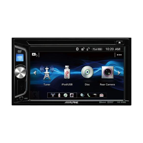 Alpine multimeedia autostereo IVE-W560BT
