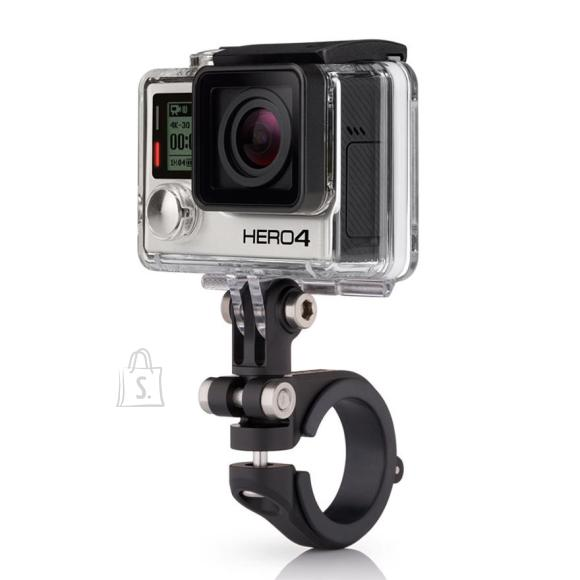 GoPro lenksu-, sadulatoru- ja torukinnitus