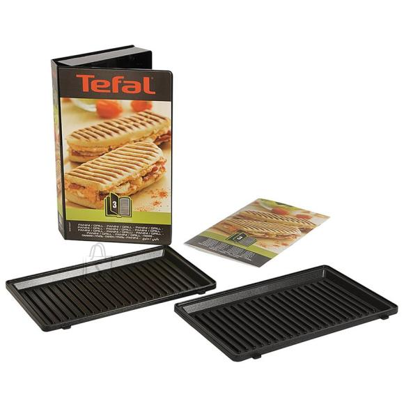 Tefal lisaplaat grill/panini Snack Collection