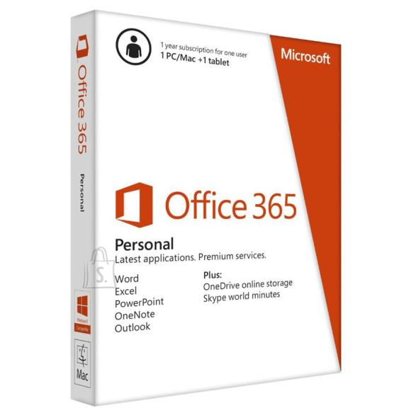 Microsoft Office 365 Personal / EST 1 aasta