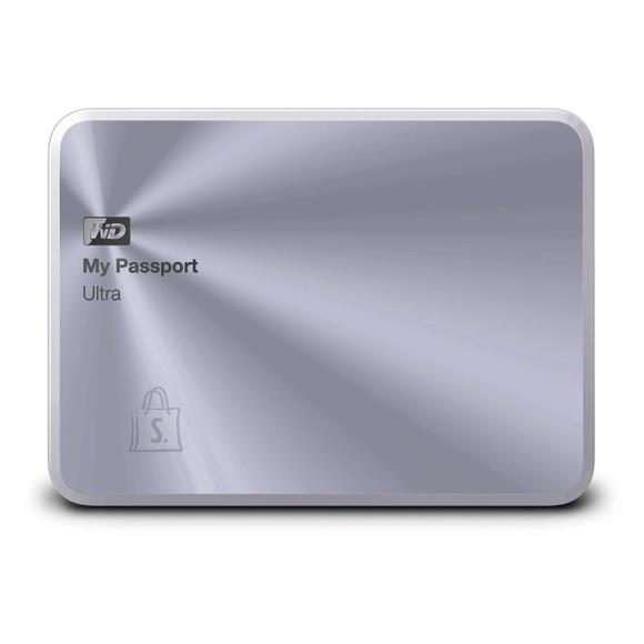 Western Digital äline kõvaketas My Passport Ultra Metal Edition, Digital / 2 TB