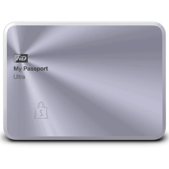 Western Digital äline kõvaketas Digital My Passport Ultra Metal Edition / 3 TB