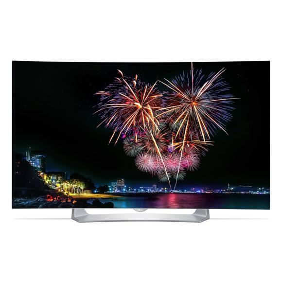 """LG 55EG910V.AEEM 55"""" nõgus Full HD OLED-teler"""