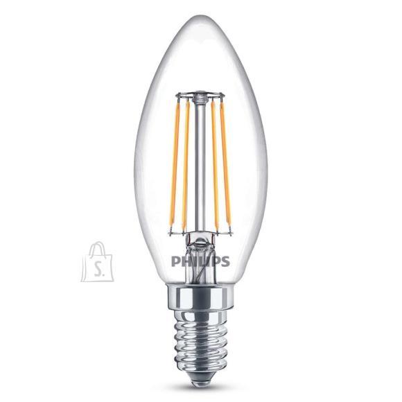 Philips LED küünal E14 40W 470 lm