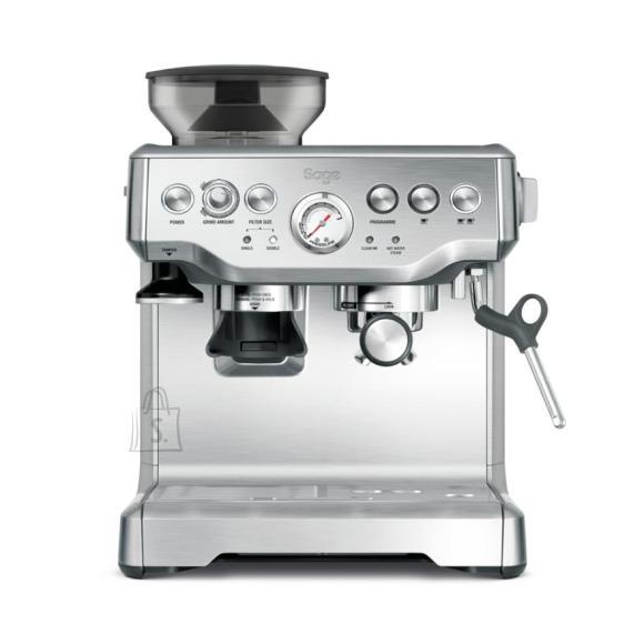 Sage BES870S espressomasin Barista Express