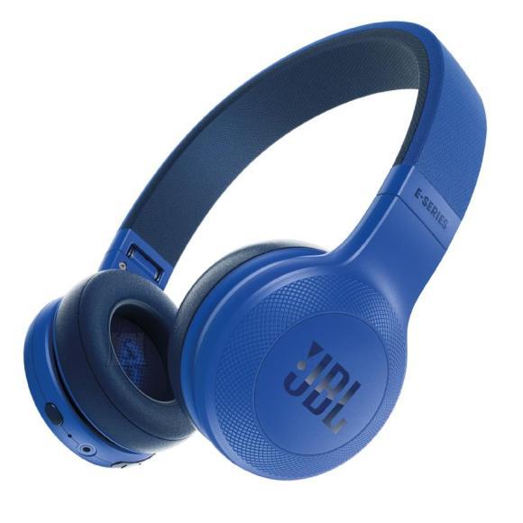 JBL JBLE45BTBLU juhtmevabad kõrvaklapid E45BT