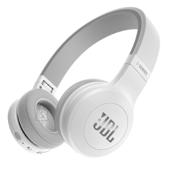 JBL JBLE45BTWHT juhtmevabad kõrvaklapid E45BT