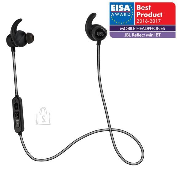 JBL JBLREFMINIBTBLK kõrvaklapid Reflect Mini Bluetooth