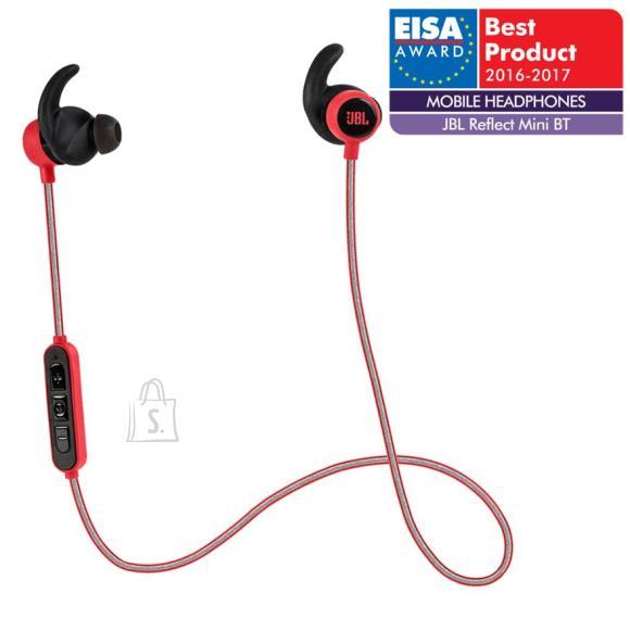 JBL JBLREFMINIBTRED kõrvaklapid Reflect Mini Bluetooth