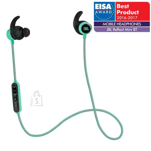 JBL JBLREFMINIBTTEL kõrvaklapid Reflect Mini Bluetooth