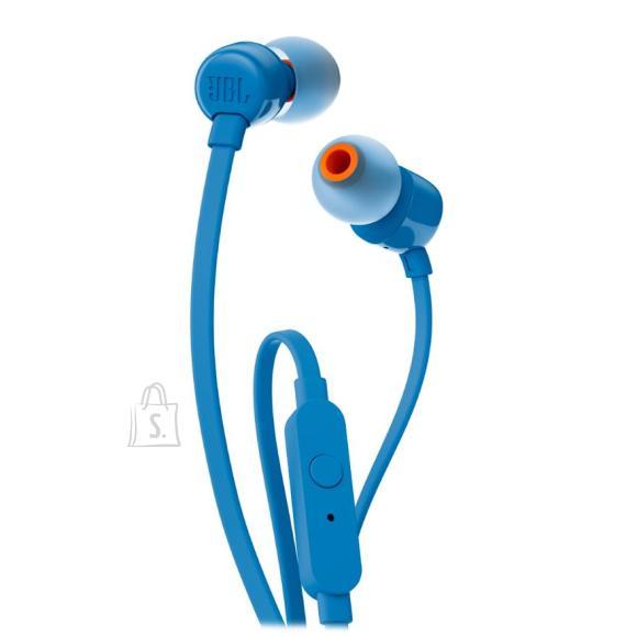 JBL JBLT110BLU kõrvaklapid T110