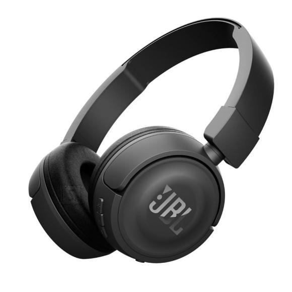 JBL JBLT450BTBLK juhtmevabad kõrvaklapid T450