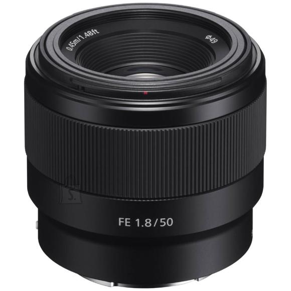 Sony objektiiv FE 50mm f/1.8