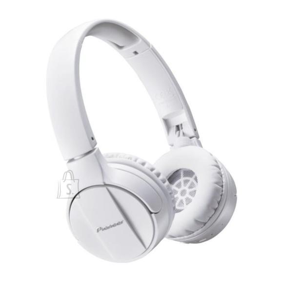 Pioneer SE-MJ553BT-W juhtmevabad kõrvaklapid