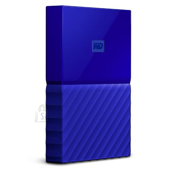 Western Digital väline kõvaketas My Passport 4 TB