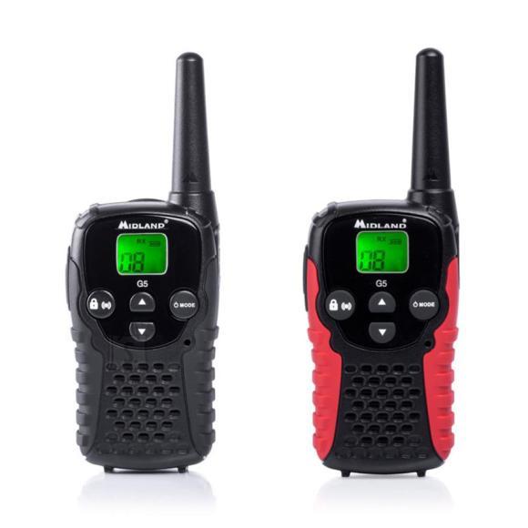 Midland raadiosaatja/beebimonitor G5C