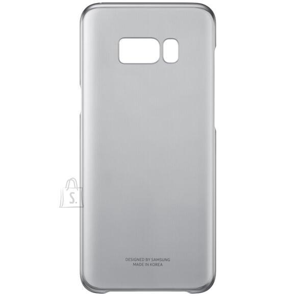 Samsung EF-QG955CBEGWW Galaxy S8+ ümbris Clear Cover