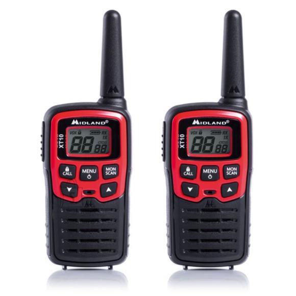Midland raadiosaatjad XT10