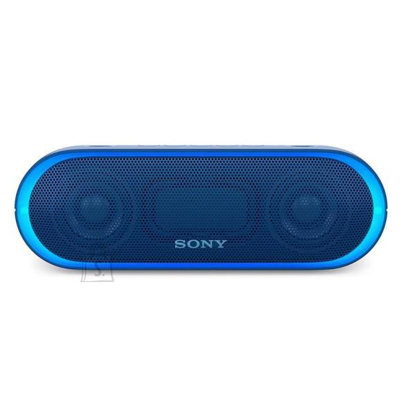 Sony SRSXB20L.CE7 kaasaskantav juhtmevaba kõlar SRS-XB20