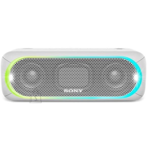Sony SRSXB30W.EU8 kaasaskantav juhtmevaba kõlar SRS-XB30