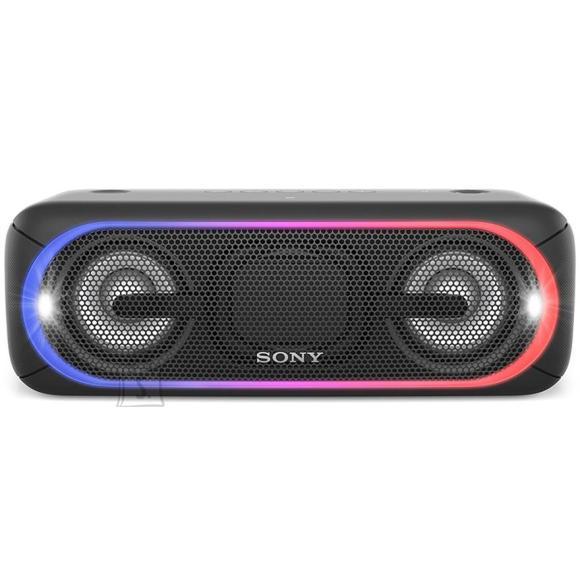 Sony SRSXB40B.EU8 kaasaskantav juhtmevaba kõlar SRS-XB40