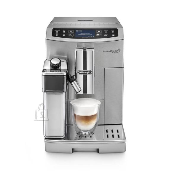 DeLonghi ECAM510.55.M espressomasin PrimaDonna S EVO