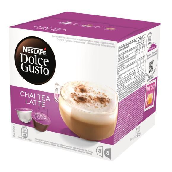 Nestle teekapslid Nescafe Dolce Gusto Chai Tea Latte