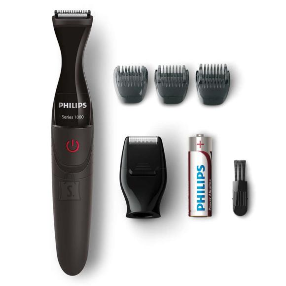 Philips ülitäpne habemepiirel Multigroom Series 1000