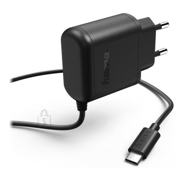 Hama toalaadija USB-C/3 A