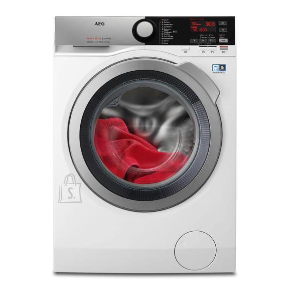 AEG pesumasin-kuivati 1600 p/min