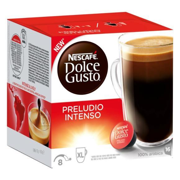 Nestle kohvikapslid Nescafe DG Preludio Intenso