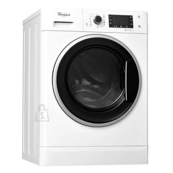 Whirlpool pesumasin-kuivati 1600 p/min