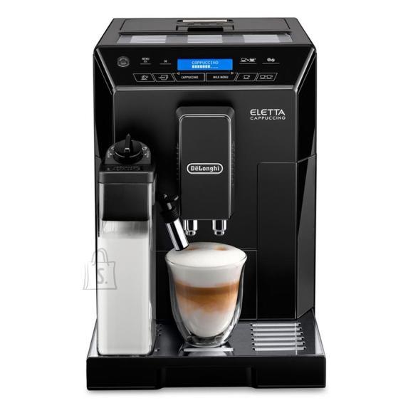 DeLonghi espressomasin Eletta Cappucino
