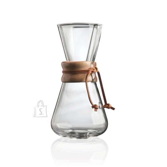 Chemex kohvikann 3-tassile