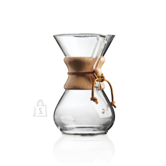 Chemex kohvikann 6-tassile