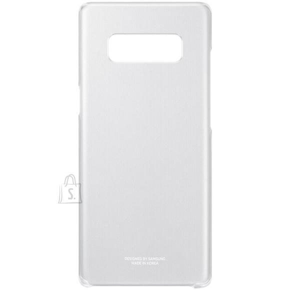 Samsung Galaxy Note 8 läbipaistev ümbris