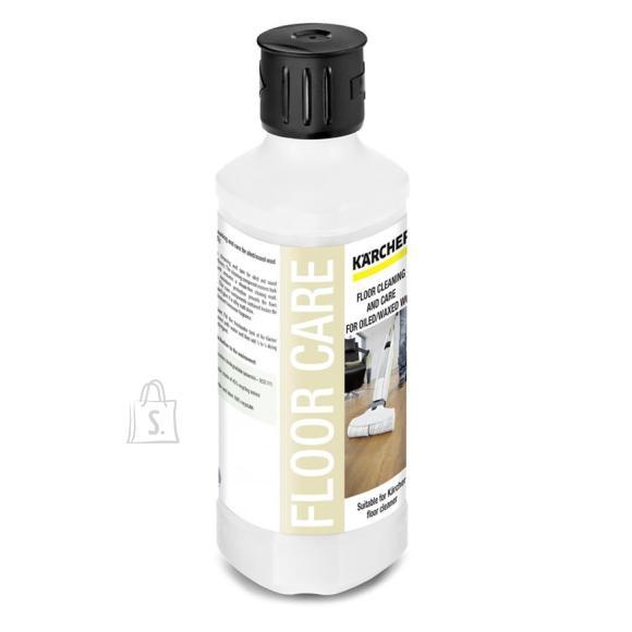 Kärcher õlitatud ja vahatatud puitpõranda puhastusvahend RM535 500 ml