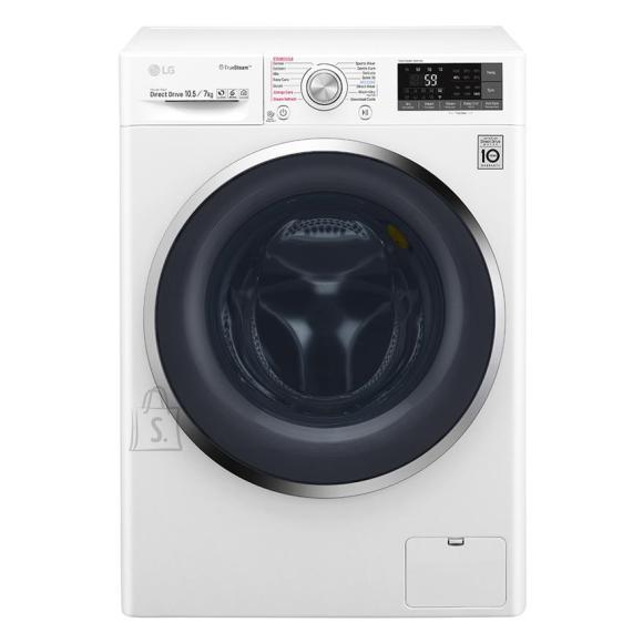 LG kuivatiga pesumasin 1400 p/min
