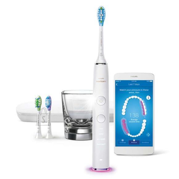 Philips elektriline hambahari Sonicare DiamondClean Smart koos rakendusega