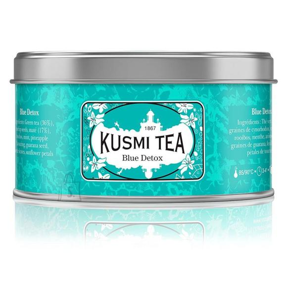 Kusmi Tea purutee Blue Detox