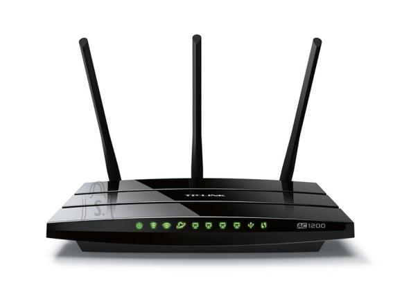 TP-Link WiFi ruuter AC1200 Dual Band Wireless Gigabit Router
