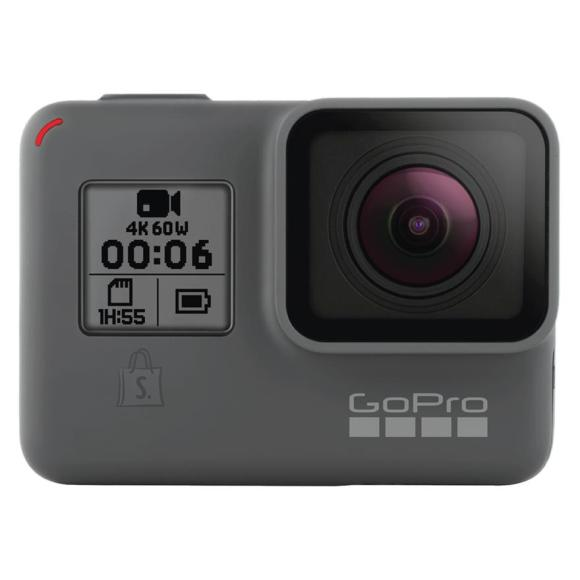 GoPro seikluskaamera Hero6 Black Edition