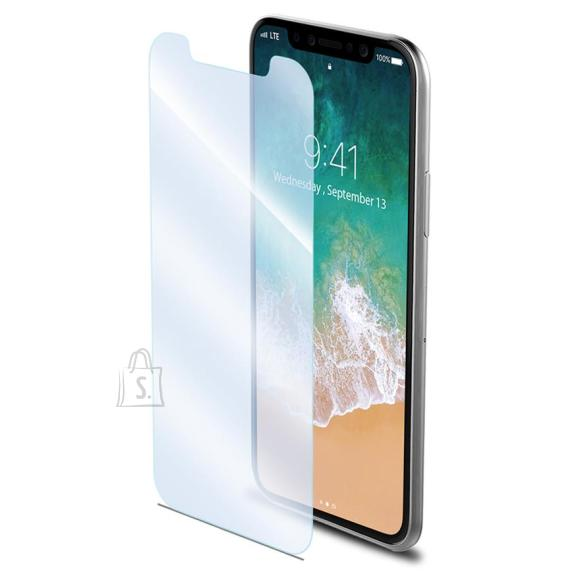 Celly iPhone X ekraanikaitsekile 2 tk