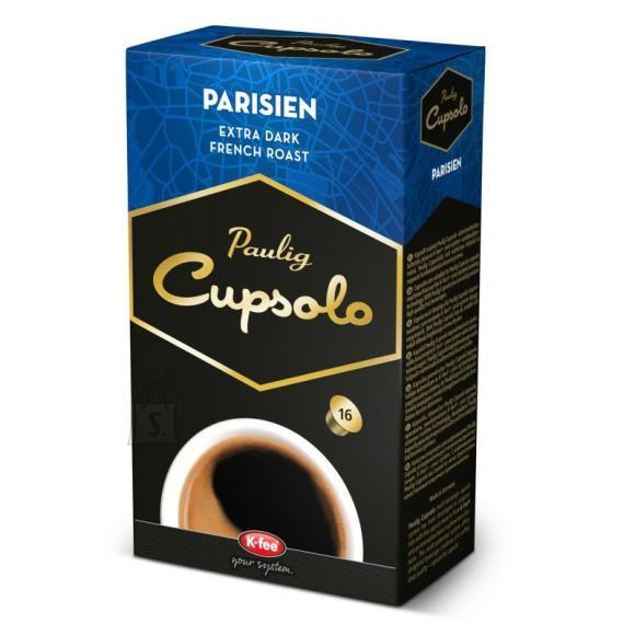 Paulig kohvikapslid Cupsolo Parisien