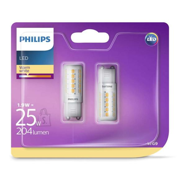 Philips LED lamp G9 2 tk