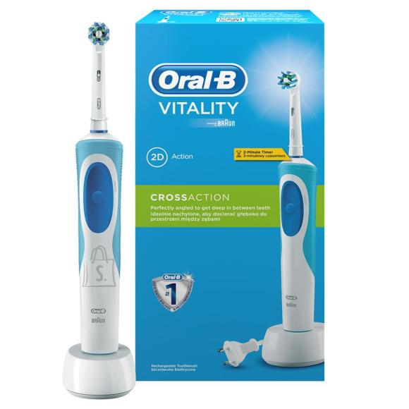 c5592ed2cff Braun elektriline hambahari Oral-B Precision Clean + lisaotsik